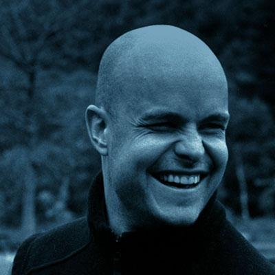 Portrait image of Mark Pollock