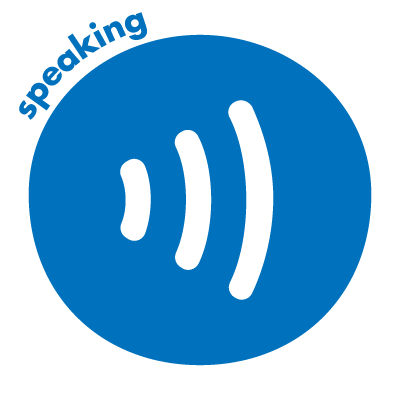 visit speaking section