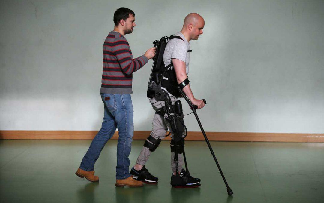 Collaborating With Ekso Bionics