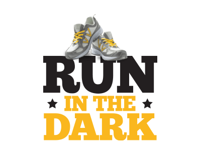 visit run in the dark - footer link