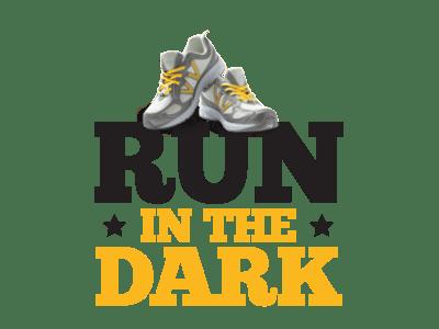 visit run in the dark - footer link
