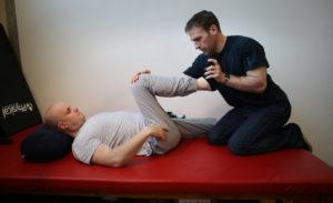 physio on the red table